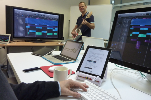 Logic Pro X Certification Course.